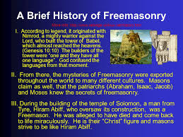 history-freemason
