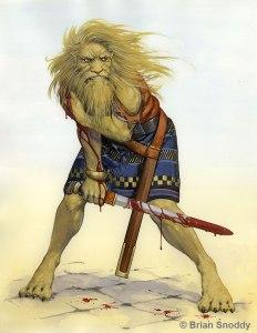 lion-men