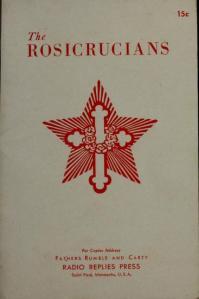 The Invisibles – The Rosicrucian's | Pilgrim Just Pilgrim